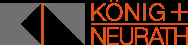 Logo der Firma König + Neurath als Partner von Büroland