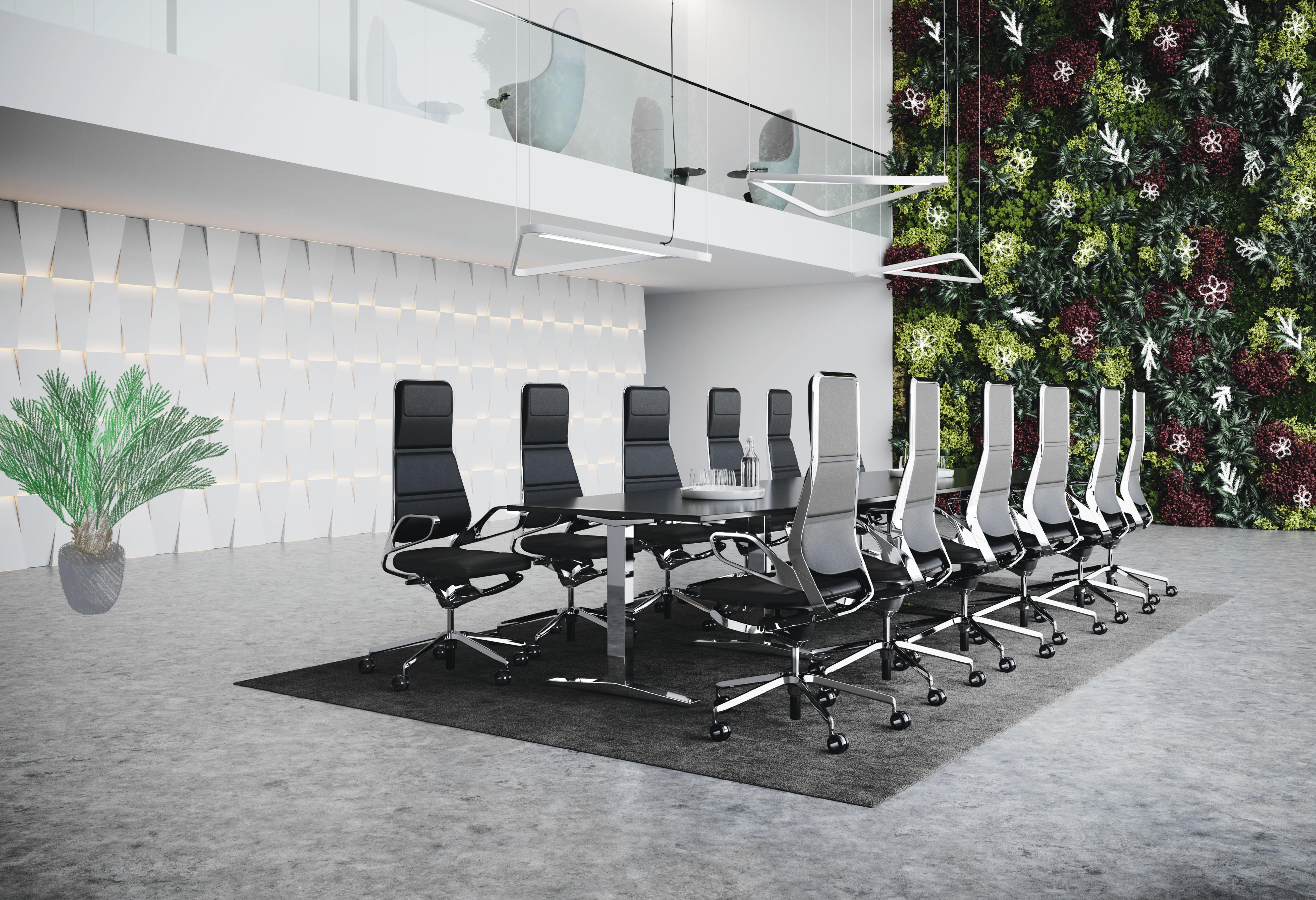 Konferenzraum mit Pflanzen von Büroland