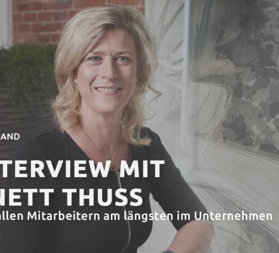 Interview mit dem längsten Mitarbeiter der Büroland GmbH