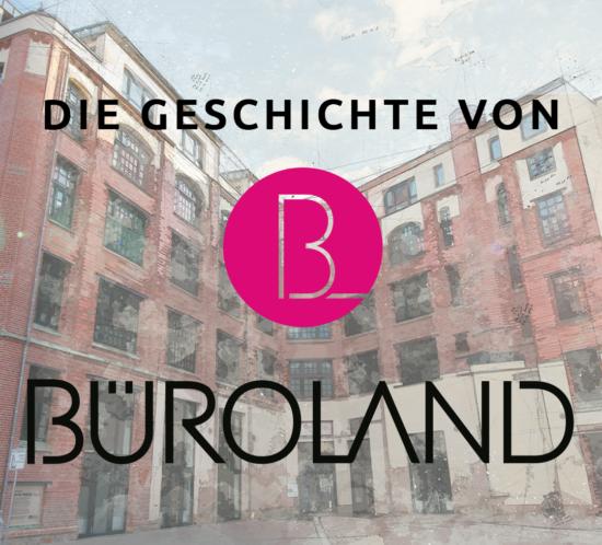 die Geschichte der Büroland GmbH