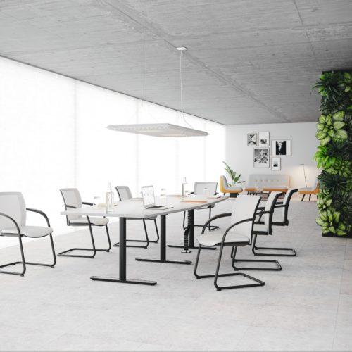 Büroland Konferenzraum von König+Neurath