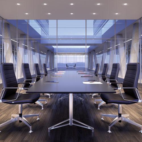 Interstuhl Konferenzraum für Büroland