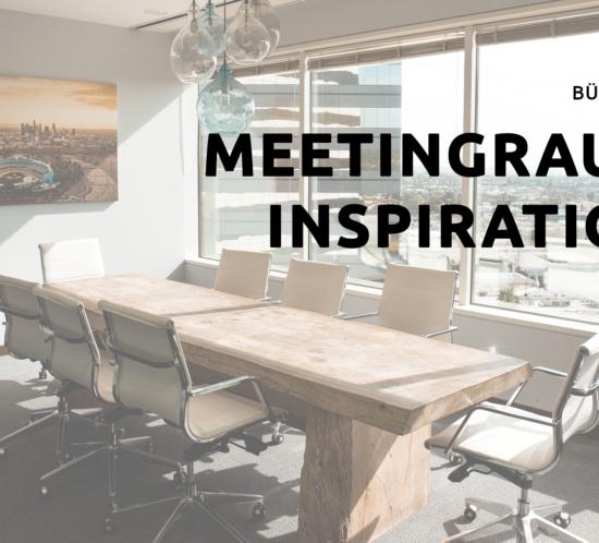 Büroland Blogbeitrag Meetingraum Inspiration
