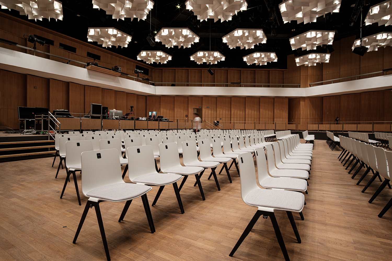 Veranstaltungs Stuhlreihen von Büroland